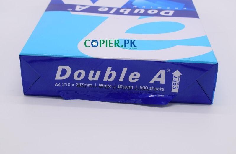 DoubleA A4 80Grams Paper