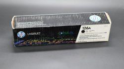 HP 126A Black Original LaserJet Toner Cartridge Pakistan Copier.pk