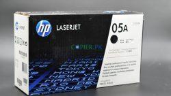 HP 05A Black Original LaserJet Toner Cartridge Pakistan Copier.pk