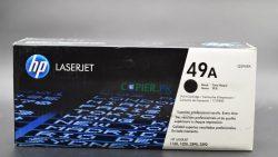 HP 49A Black Original LaserJet Toner Cartridge Pakistan Copier.pk