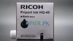 Ricoh HQ-40 Priport Ink Cartridge in Pakistan Copier.pk
