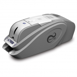 SMART-50D Dual-Sided Thermal ID Card Printer