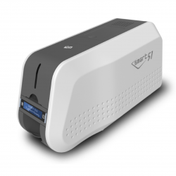 SMART-51S Single-Sided Thermal ID Card Printer