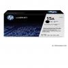 HP 15A Black LaserJet Toner Cartridge