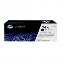 HP 74A Toner Cartrige Pack