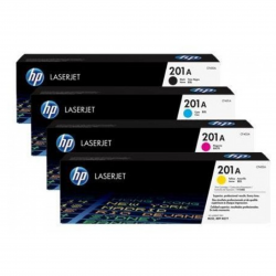 HP 201A Toner Cartrige Pack