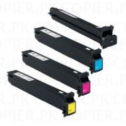 4-Colour Konica Minolta TN-250/210 Toner Cartridge Multi-pack