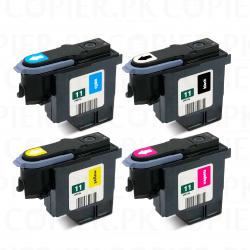 HP 11 Black Printhead (C,Y,A,N)