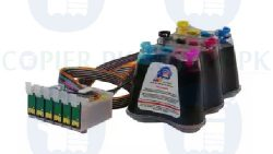 Continuous Ink supply system (CISS) Kit For Epson T50 T60