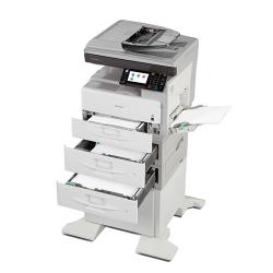 RICOH MP 301SPF Black and White Laser Multifunction Printer