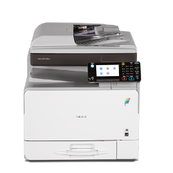 RICOH MP 301SPF Black and White Laser Multifunction Printer